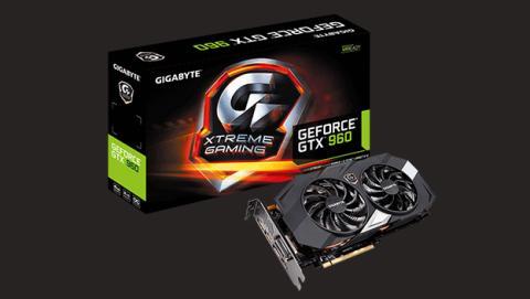 Gigabyte GTX 960 Xtreme con iluminación RGB