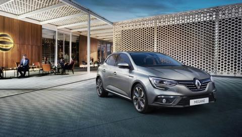 Nuevo Renault Megane 2016, seguridad y confort