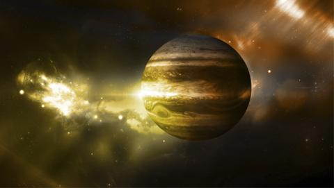 Graban en vídeo un asteroide chocando con Júpiter
