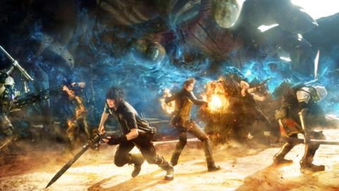 Final Fantasy XV: todo sobre su lanzamiento