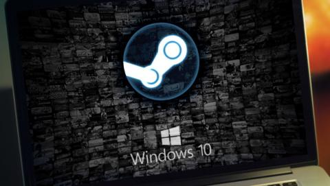 Windows 10 en Steam
