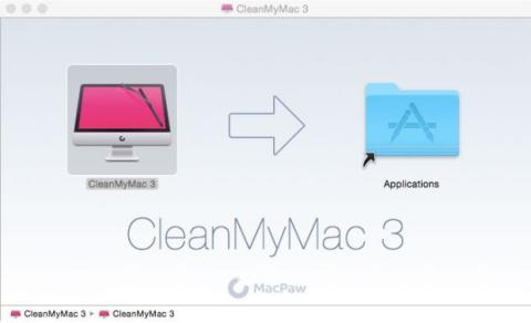 Instala CleanMyMac