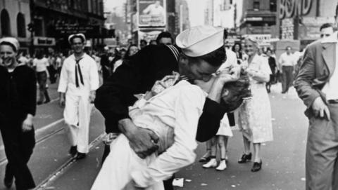 Fotografías célebres, El beso en Times Square de Eisenstaedt