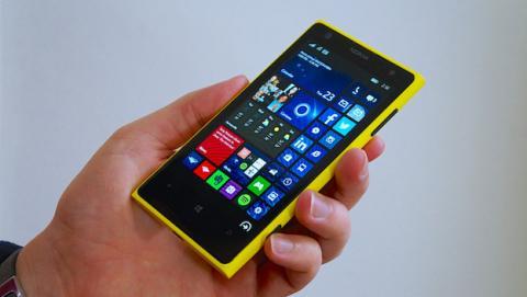 Los Windows Phone 8 actualizados siempre podrán volver atrás