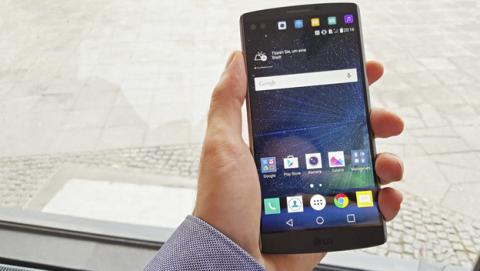 review movil LG V10, LG V10, caracteristicas LG V10