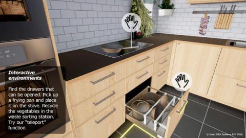 App VR de Ikea