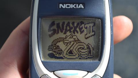 Móviles antiguos de Nokia