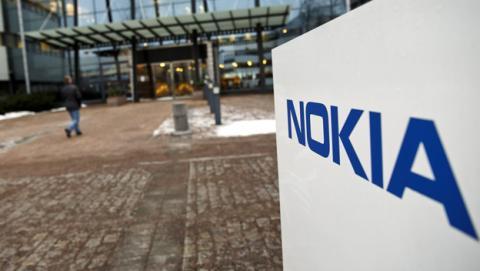 Sede central de Nokia, en Finlandia.