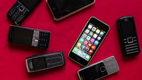 Los móviles más extraños de Nokia