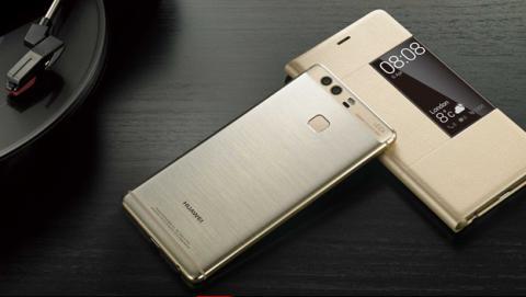 Huawei P9 con cámara dual de Leica