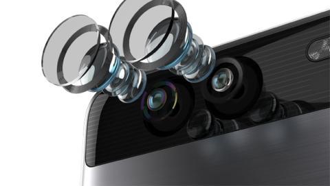 Lentes Leica del nuevo Huawei P9