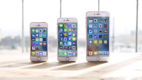 Los iPhone SE y iPhone 6S se enfrentan al test de tortura