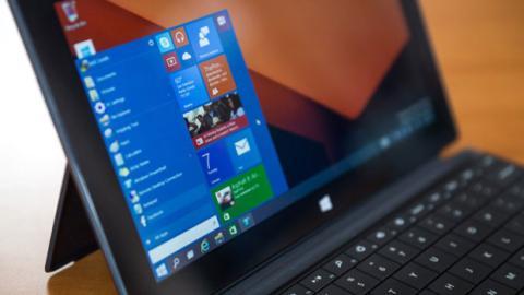 Microsoft Surface con Windows 10