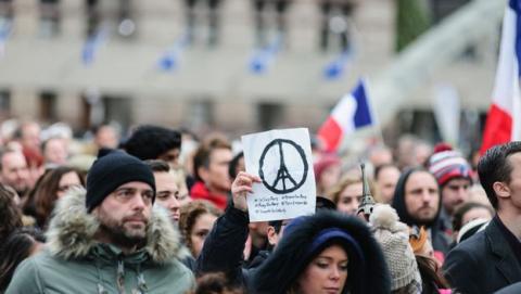 Ataques de París perpetrados por el ISIS