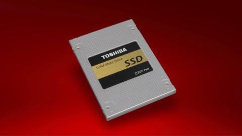 Los discos SSD de Toshiba dan el salto a los 15 nanómetros