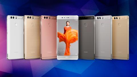 Unboxing vídeo Huawei P9 características precio