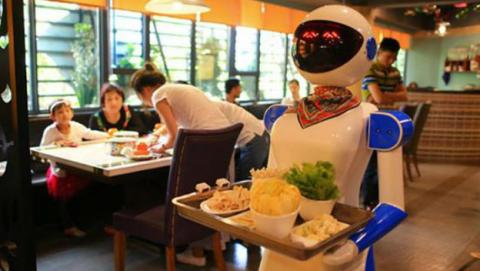 Los robots aún no son capaces de sustituir a las personas