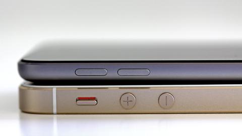Delgadez iPhone 7