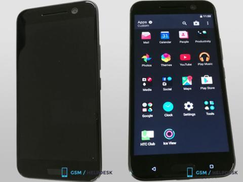 Imagen filtrada del HTC 10