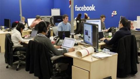 Entrevista de trabajo en Facebook