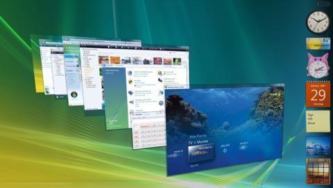 El soporte extendido de Windows Vista finalizará en 2017