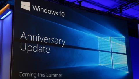 Windows 10 Anniversary Update llegará en julio de 2016