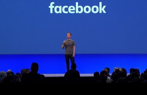 Conferencia Facebook F8, Zuckerberg devela su plan hasta 2026