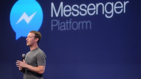 Llegan los bots a Facebook Messenger
