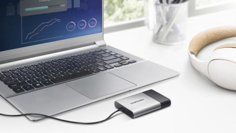 Portable SSD T3: 2TB comprimidos en sólo 51 gramos de peso