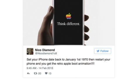 Bug en iOS brickea los dispositivos de Apple
