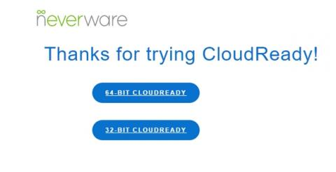 Revive tu viejo ordenador convirtiéndolo en un Chromebook con CloudReady