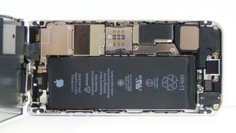 bateria iphone se analisis