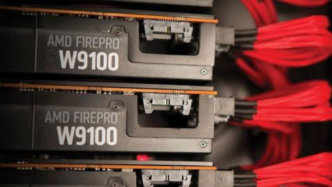 AMD FirePro W9100: 32GB de gráfica para editar vídeo