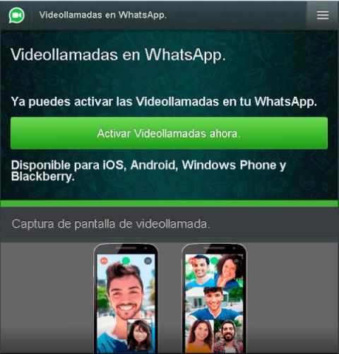 Estafa de videollamadas en Whatsapp