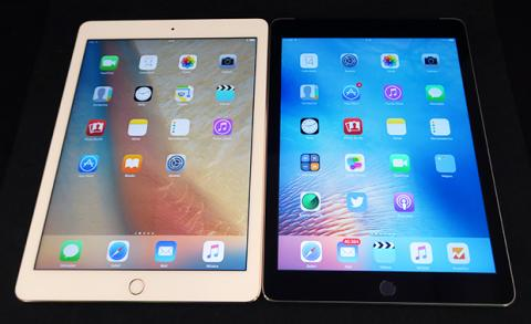 Ipad Pro 9.7 vs iPad Air 2