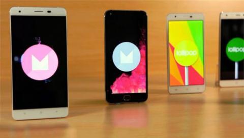 Todos los smartphones seleccionados parecen ponerse de acuerdo en la elección de un sensor de 5 megapíxeles para las cámaras delanteras .