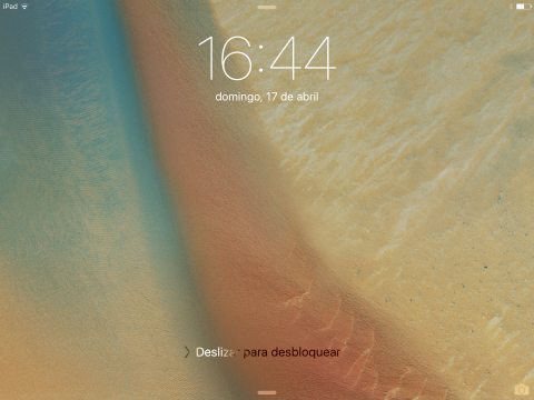 Apple iPad Pro 9.7 pulgadas: software