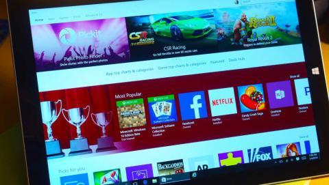 La Tienda Windows recibirá varios cambios en su interfaz