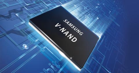 3D NAND de Samsung