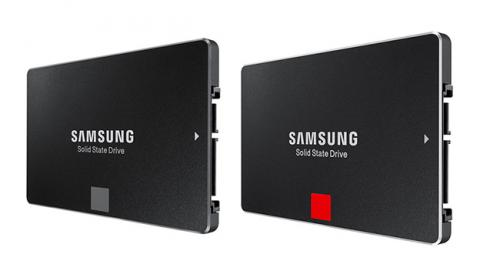 Nuevos SSD Samsung 850 Evo y Pro de 4 TB