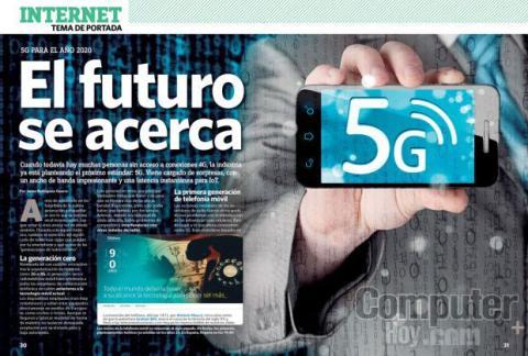 5G: el futuro se acerca