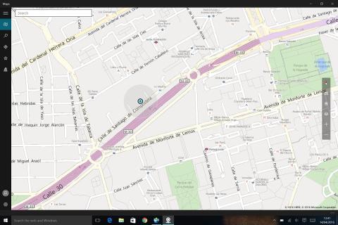 GPS en Samsung Galaxy Tabpro S