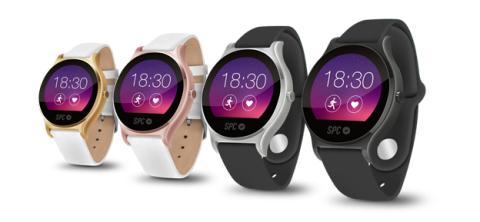 Nuevo Smartee Watch Circle de SPC
