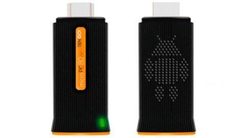 Solo necesitas conectarlo al puerto HDMI de una tele o monitor para comenzar a usarlo, resulta ideal para llevarlo siempre en el bolsillo.