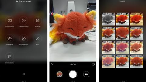 Análisis de la cámara del Xiaomi Redmi 3