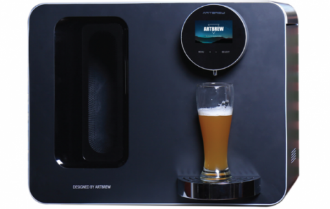 Maquina de cerveza