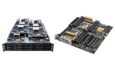 Servidores ASUS compatibles con Intel Xeon