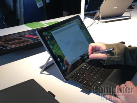 Acer Switch Alpha 12 pantalla