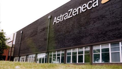 Laboratorios AstraZeneca con sede en Londres