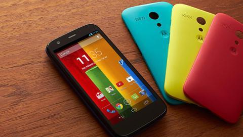 Nuevo Motorola